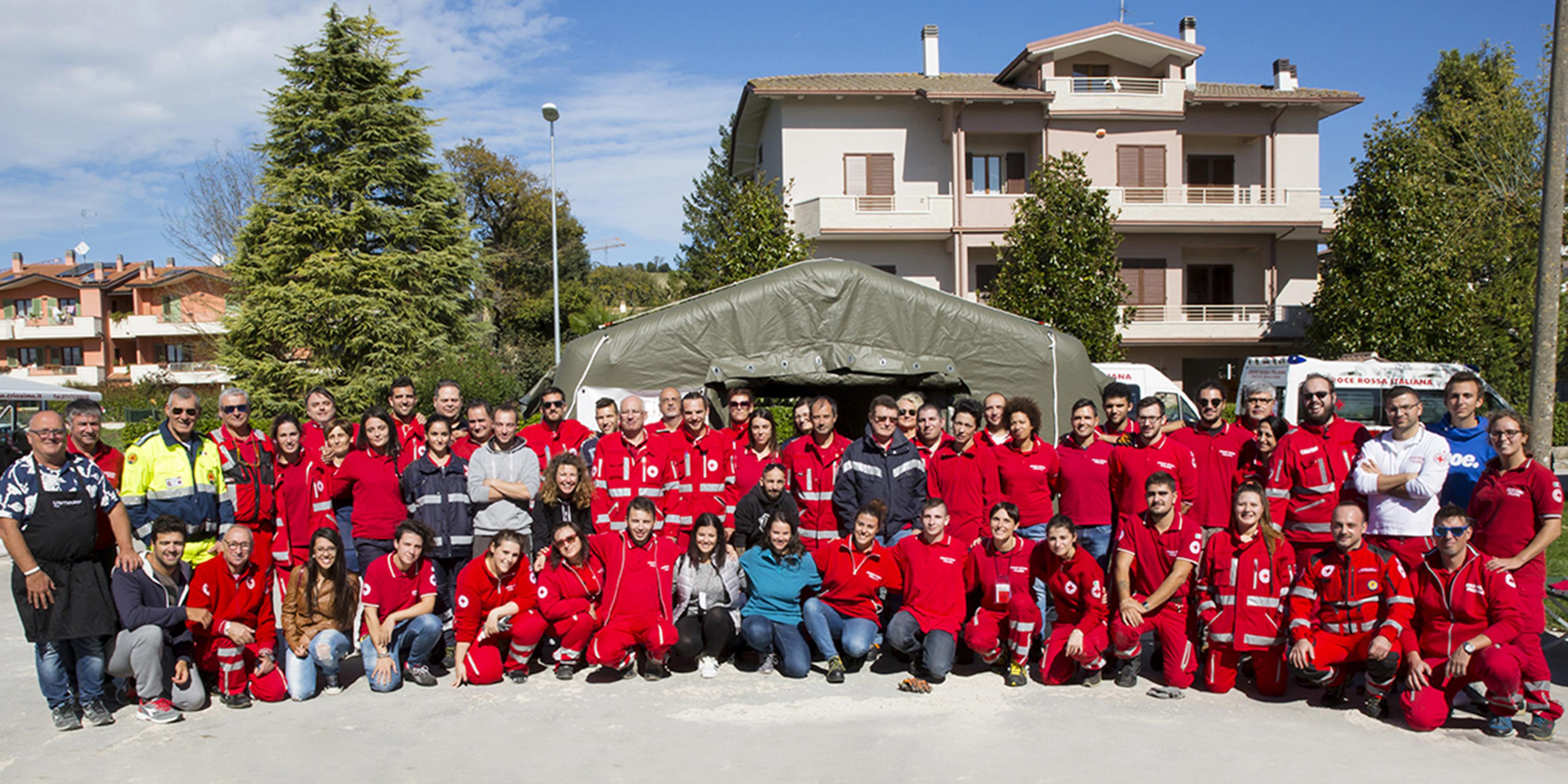 La CRI Osimo in campo: 29 nuovi operatori per le maxiemergenze
