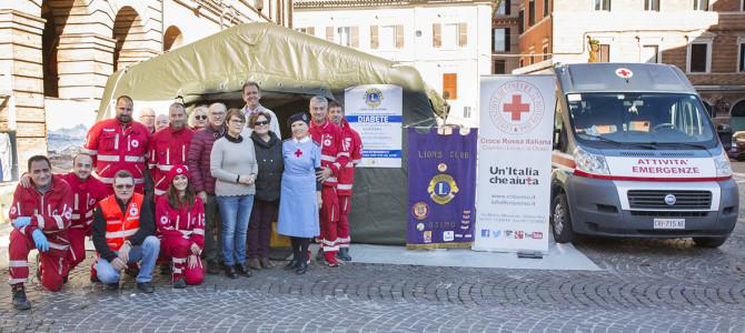 Giornata Mondiale del Diabete a Osimo