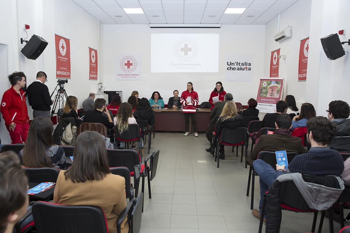 Aumentano  i casi di Hiv in Italia: la Cri Osimo punta alla prevenzione