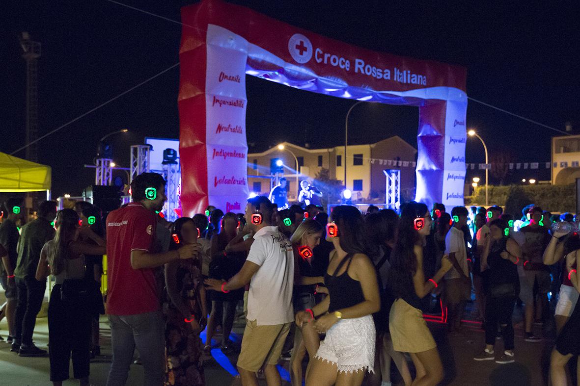 CRI Osimo in Festa: la pioggia non ferma la forza dei volontari