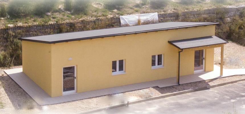 """CRI Osimo con il """"cuore al centro"""": inaugura la sala polifunzionale di Castelsantangelo con i soldi raccolti durante la festa"""