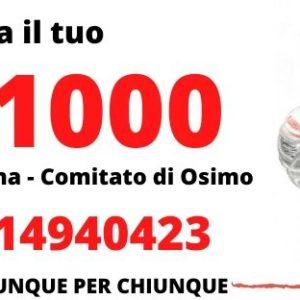 Dona il tuo 5 x 1000