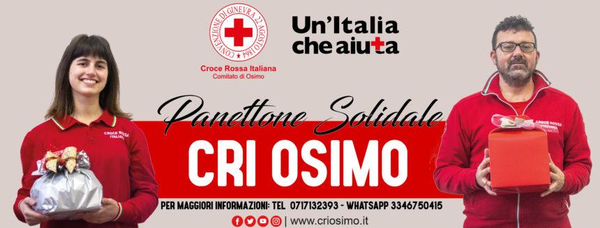 Panettone Solidale CRI Osimo